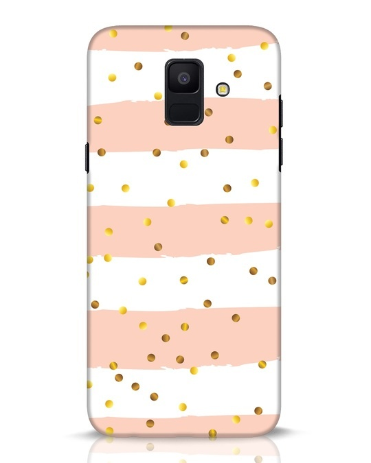 Shop Confetti Samsung Galaxy A6 2018 Mobile Cover-Front