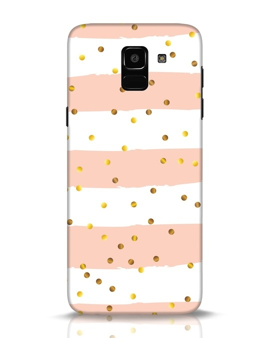 Shop Confetti Samsung Galaxy J6 Mobile Cover-Front