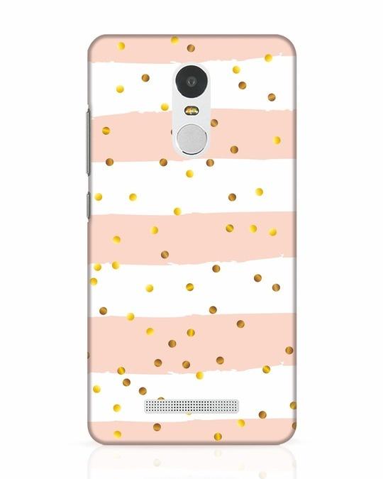 Shop Confetti Xiaomi Redmi Note 3 Mobile Cover-Front
