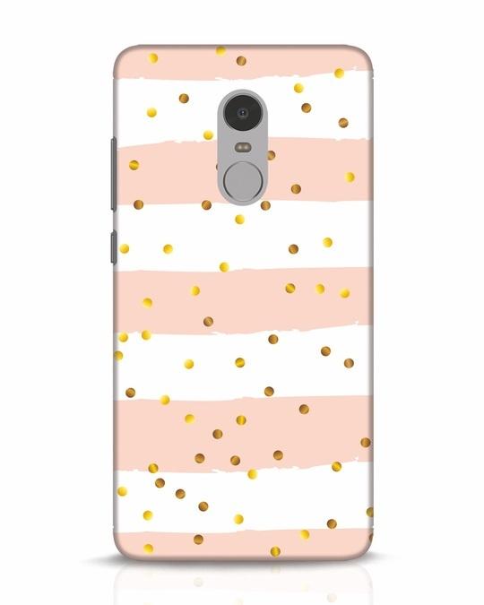 Shop Confetti Xiaomi Redmi Note 4 Mobile Cover-Front