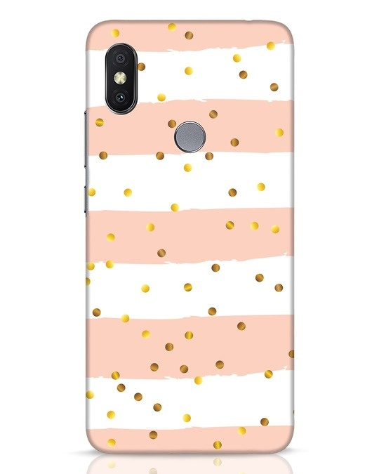 Shop Confetti Xiaomi Redmi Y2 Mobile Cover-Front