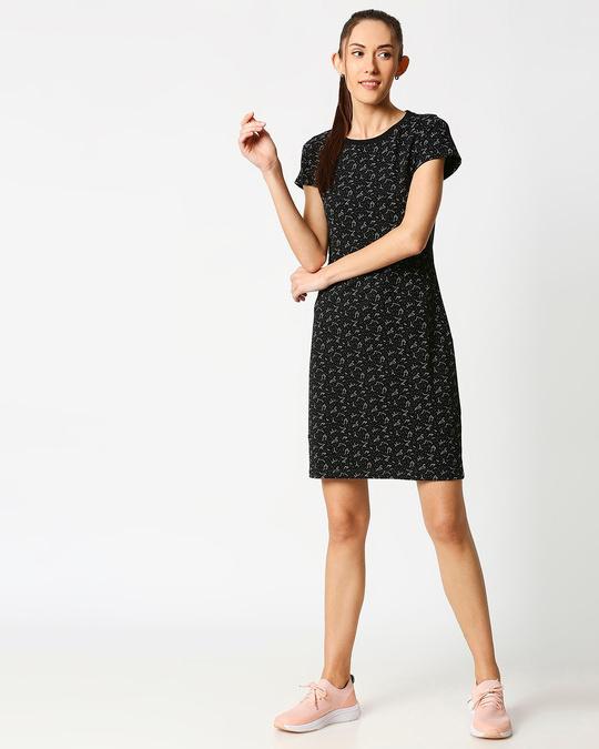 Shop Constellations AOP Dress