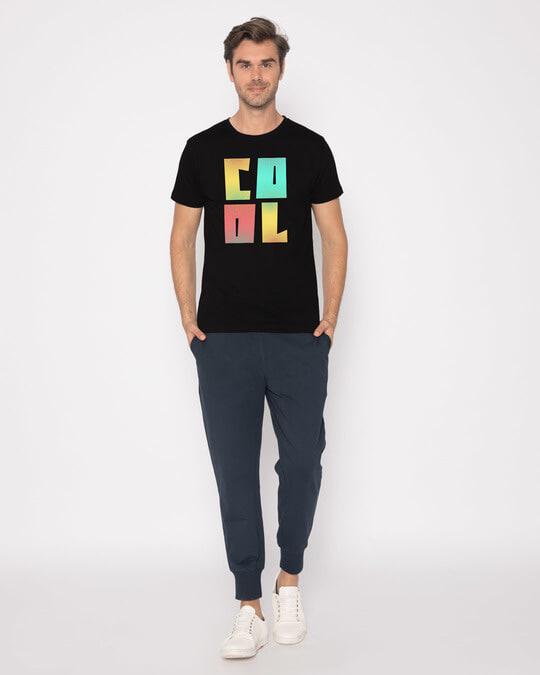 Shop Cool Colorful Half Sleeve T-Shirt