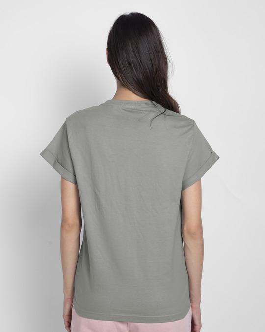 Shop Cool Cool Cool Boyfriend T-Shirt-Back