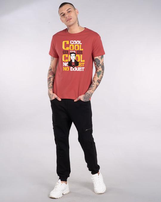 Shop Cool Cool Cool Half Sleeve T-Shirt-Design