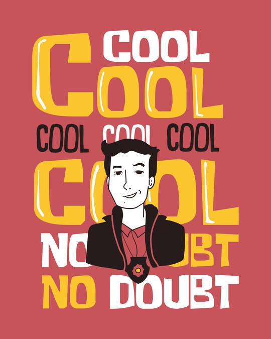 Shop Cool Cool Cool Half Sleeve T-Shirt-Full