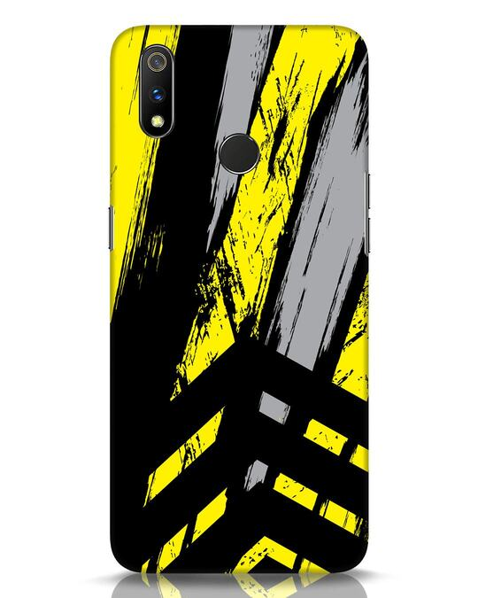 Shop Cool Sporty Realme 3 Pro Mobile Cover-Front