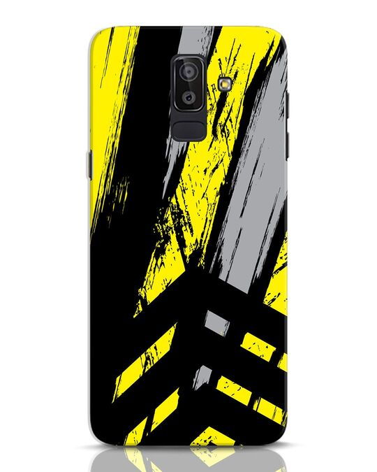 Shop Cool Sporty Samsung Galaxy J8 Mobile Cover-Front