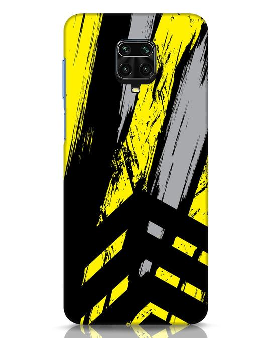 Shop Cool Sporty Xiaomi Redmi Note 9 Pro Mobile Cover-Front