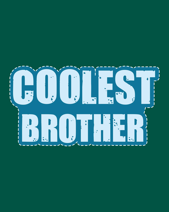 Shop Coolest Brother Full Sleeve T-Shirts
