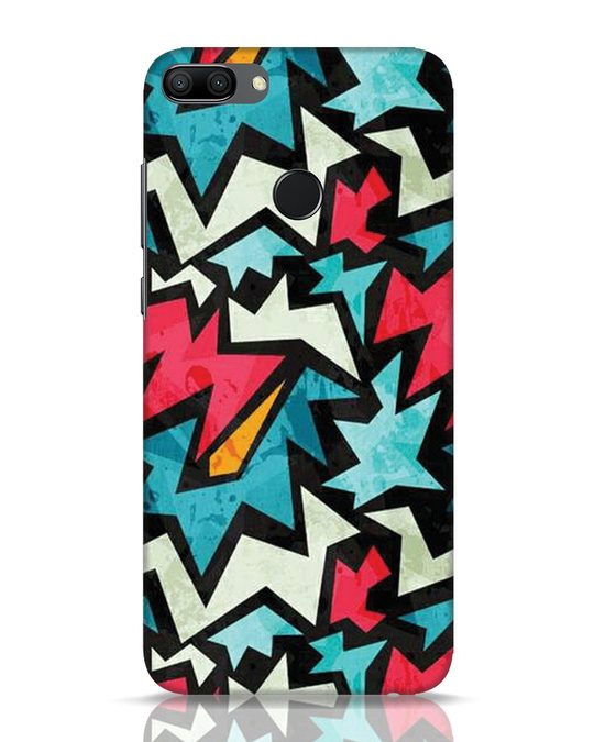 Shop Coolio Huawei Honor 9N Mobile Cover-Front