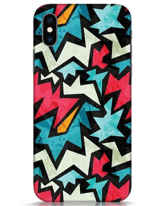 Shop Coolio iPhone XS Mobile Cover-Front