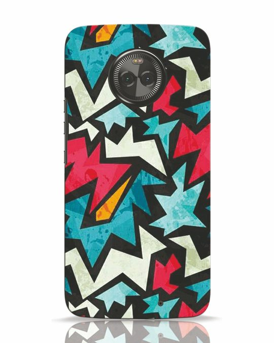 Shop Coolio Moto X4 Mobile Cover-Front