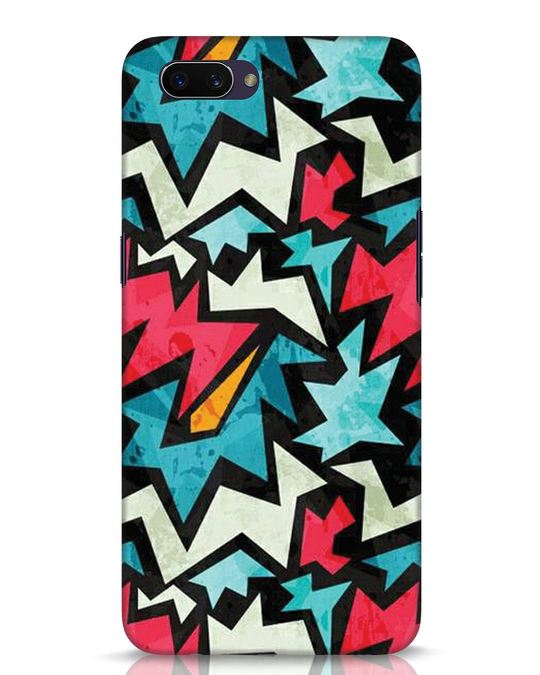 Shop Coolio Oppo A3S Mobile Cover-Front