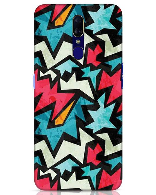 Shop Coolio Oppo F11 Mobile Cover-Front