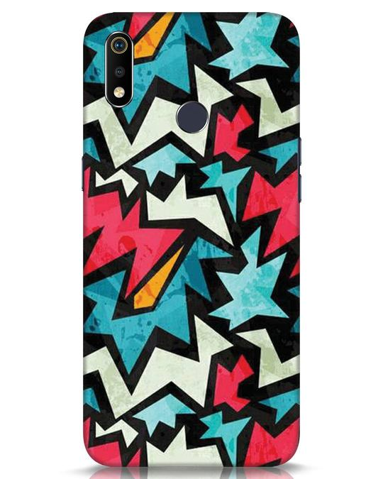 Shop Coolio Realme 3i Mobile Cover-Front