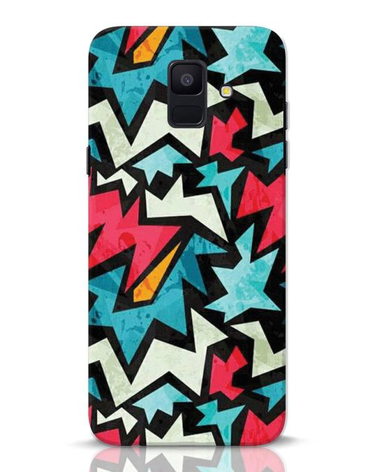Shop Coolio Samsung Galaxy A6 2018 Mobile Cover-Front