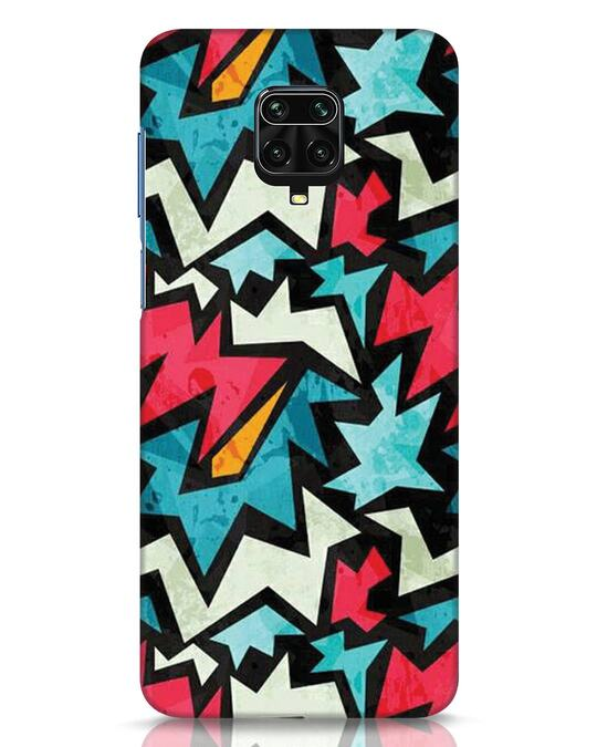 Shop Coolio Xiaomi Redmi Note 9 Pro Mobile Cover-Front