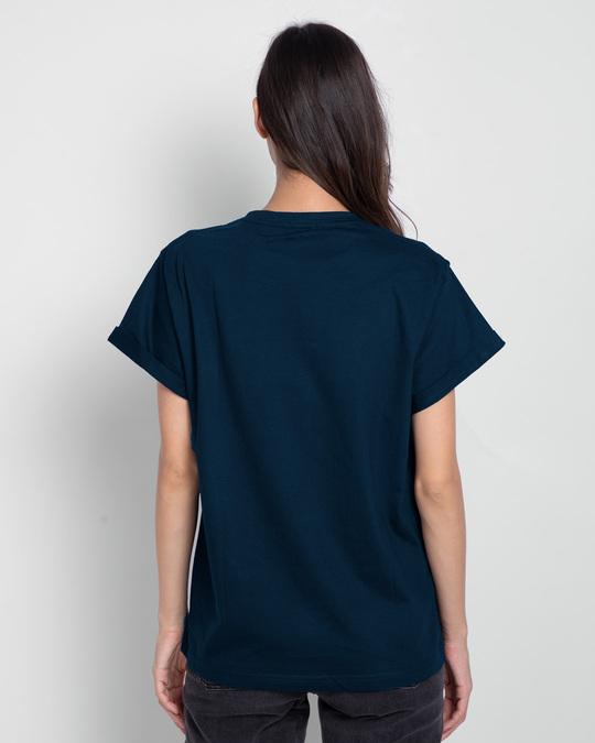 Shop Couple Boyfriend T-Shirts (WVL)-Design