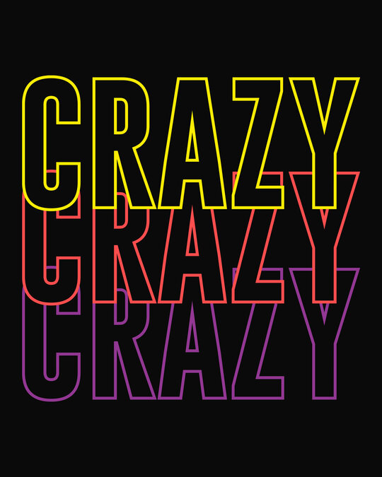Shop Crazy Neon Fleece Light Sweatshirts-Full