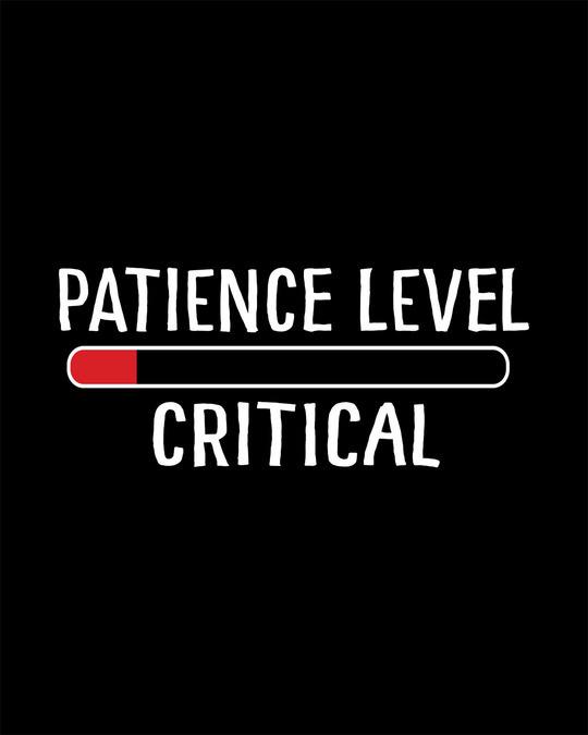 Shop Critical Patience Boyfriend T-Shirt
