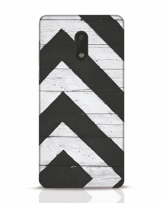 Shop Cross Road Nokia 6 Mobile Cover-Front