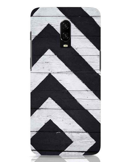 Shop Cross Road OnePlus 6T Mobile Cover-Front