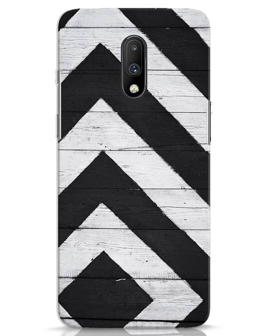 Shop Cross Road OnePlus 7 Mobile Cover-Front