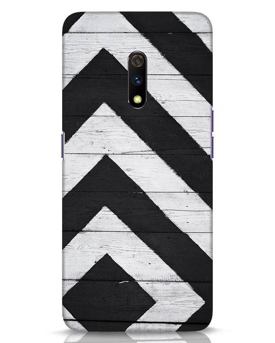 Shop Cross Road Realme X Mobile Cover-Front