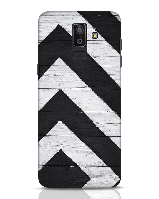 Shop Cross Road Samsung Galaxy J8 Mobile Cover-Front