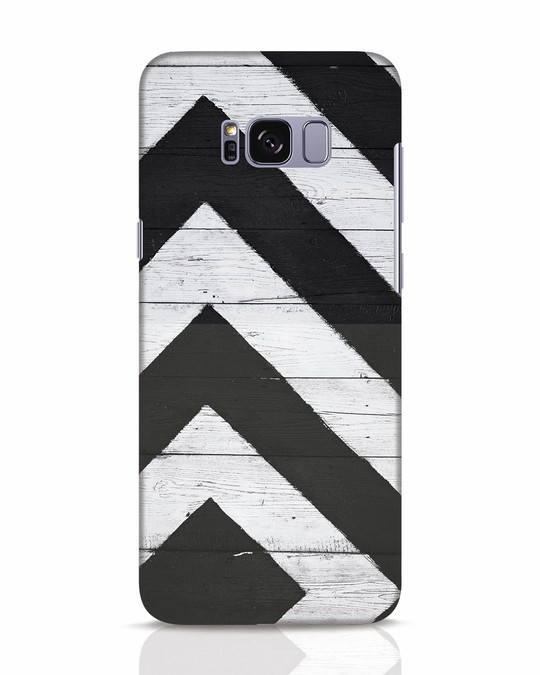 Shop Cross Road Samsung Galaxy S8 Mobile Cover-Front