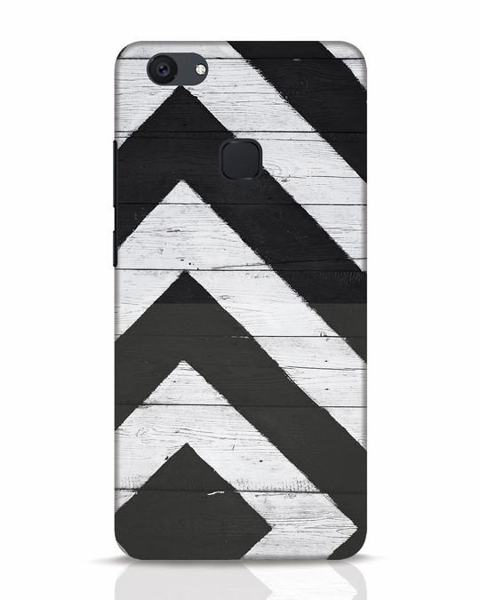 Shop Cross Road Vivo V7 Plus Mobile Cover-Front