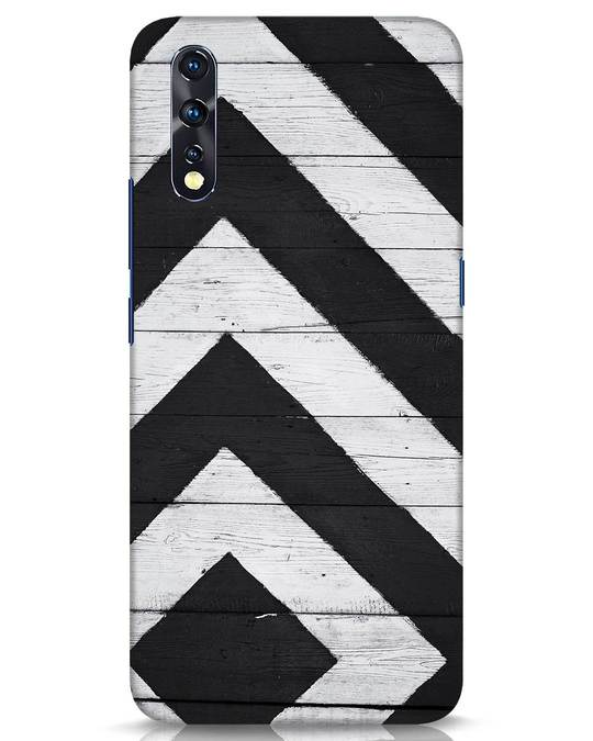 Shop Cross Road Vivo Z1x Mobile Cover-Front