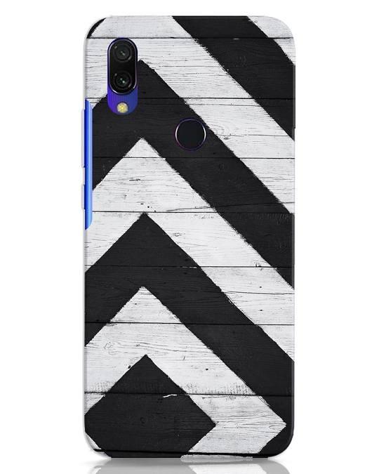 Shop Cross Road Xiaomi Redmi 7 Mobile Cover-Front