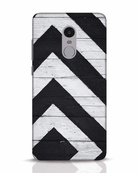 Shop Cross Road Xiaomi Redmi Note 4 Mobile Cover-Front