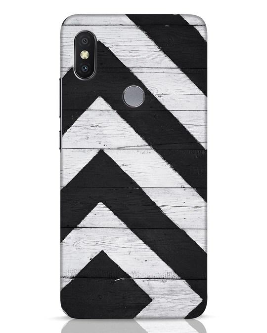 Shop Cross Road Xiaomi Redmi Y2 Mobile Cover-Front