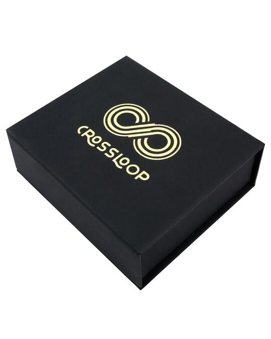 Shop CrossLoop Type C Fast Charging Cable - Black & Grey