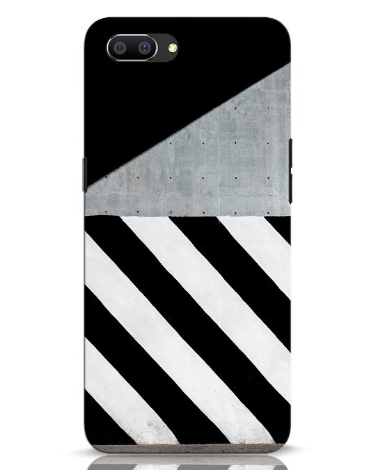 Shop Crossroads Stripes Realme C1 Mobile Cover-Front