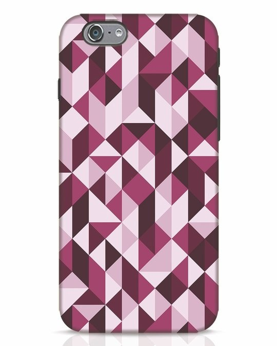 Shop Crystal iPhone 6 Mobile Cover-Front