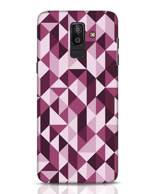 Shop Crystal Samsung Galaxy J8 Mobile Cover-Front