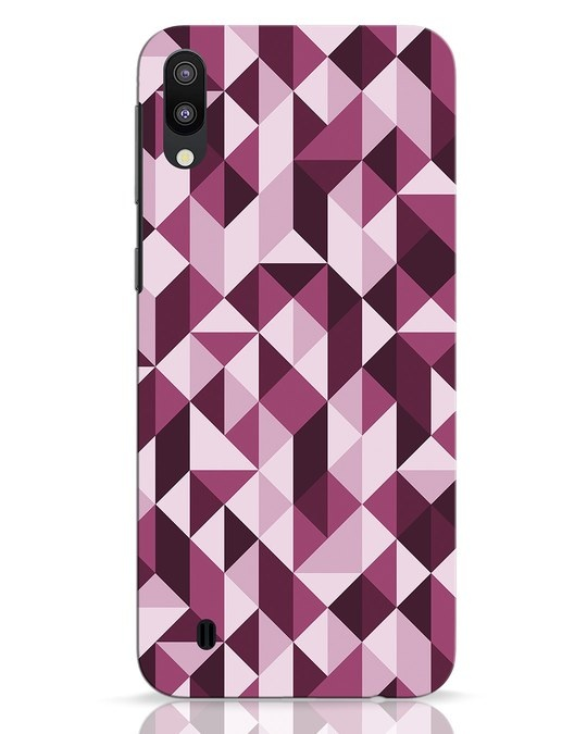 Shop Crystal Samsung Galaxy M10 Mobile Cover-Front