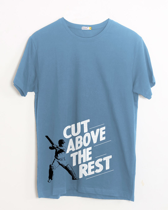 Shop Cut Above The Rest Half Sleeve T-Shirt-Front
