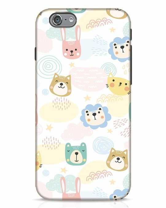 Shop Cute Animals iPhone 6 Mobile Cover-Front