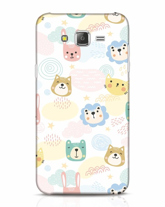 Shop Cute Animals Samsung Galaxy J7 Mobile Cover-Front