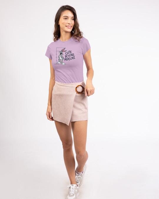 Shop Cute Beyond Measure Half Sleeve T-Shirt (LTL)-Design