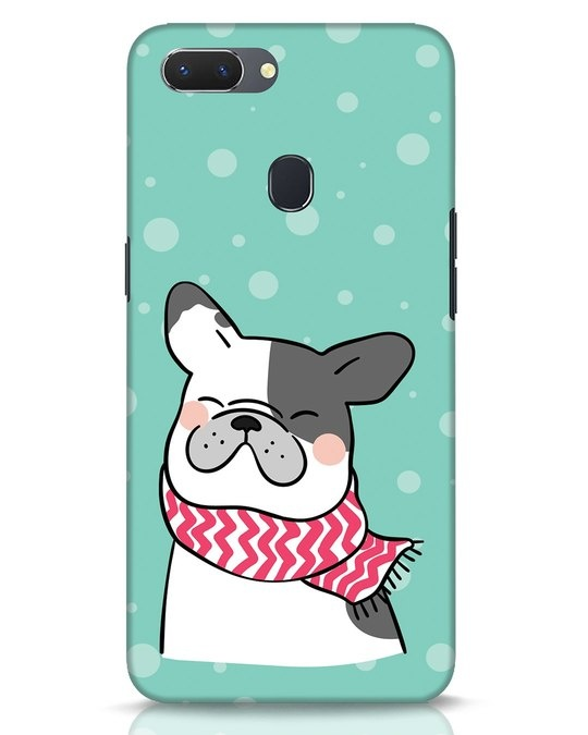 Shop Cute Doggy Realme 2 Mobile Cover-Front