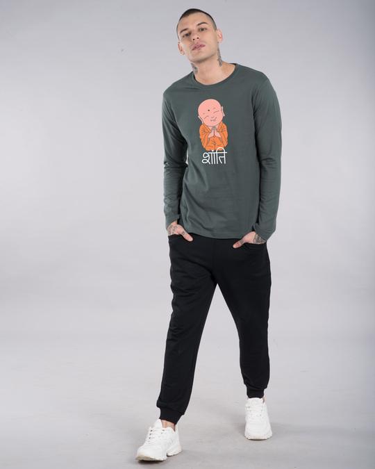 Shop Cute Shaanti Full Sleeve T-Shirt-Design