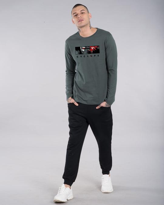 Shop Cyclops Full Sleeve T-Shirt (XML)-Full