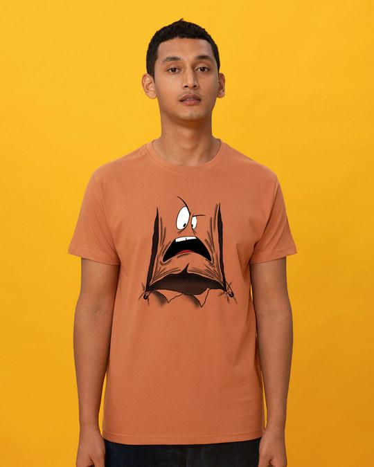 Shop Da Heck? Half Sleeve T-Shirt-Back