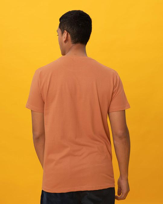 Shop Da Heck? Half Sleeve T-Shirt-Full